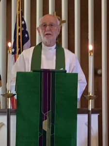 Father Gil Watkins