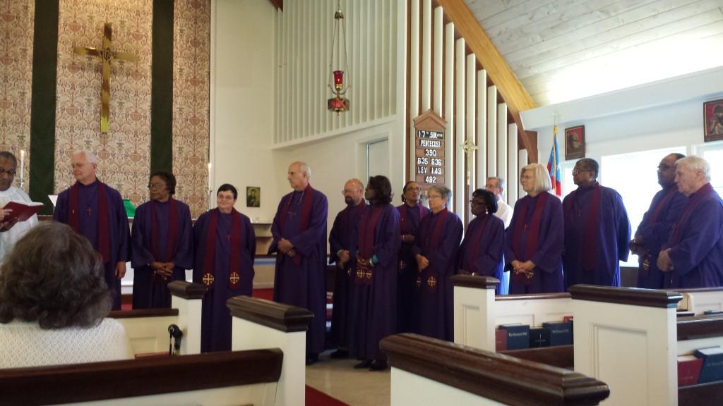 Chorus commissioning